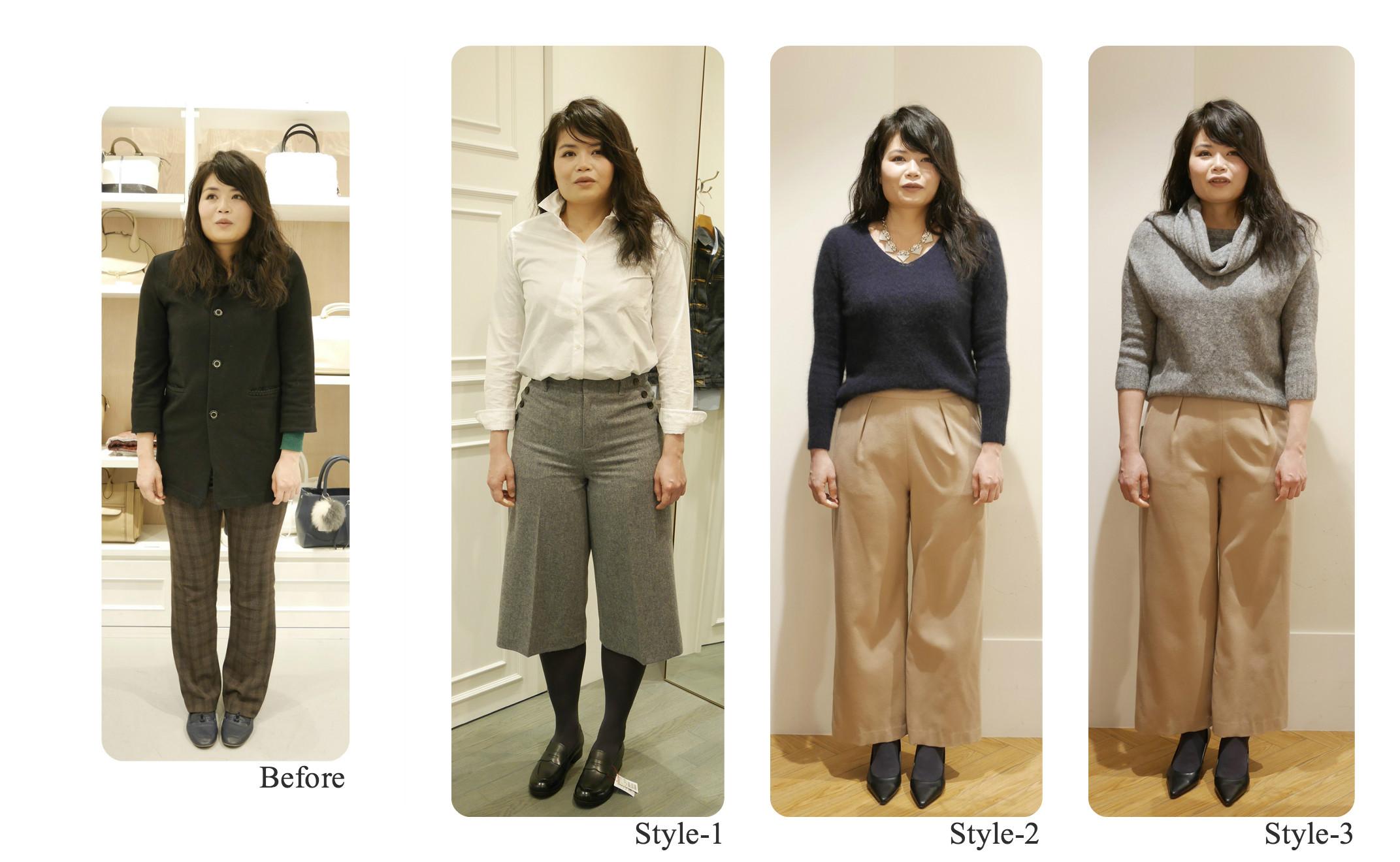 50代からのファッションスタイリスト&パーソナルカラー